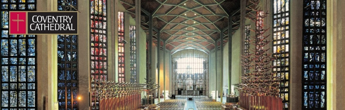 Coventry Cathedral Banner