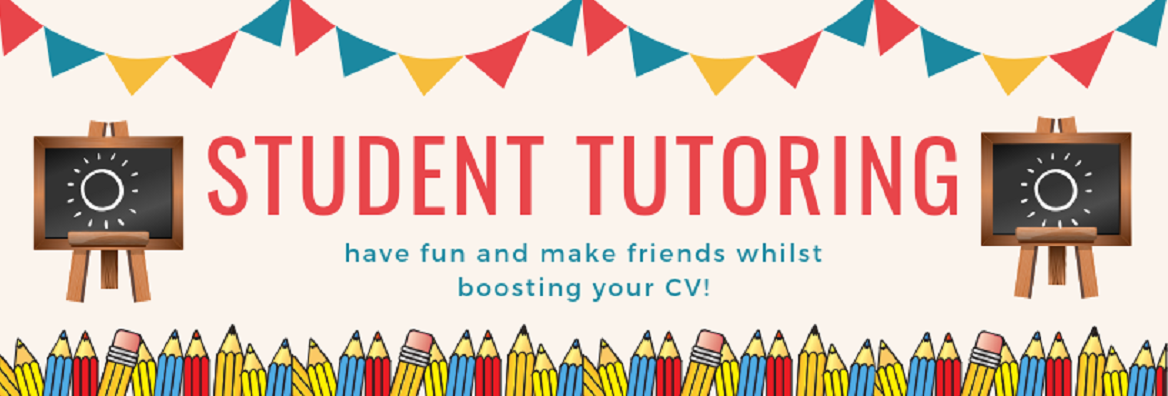 Have fun and make friends whilst boosting your CV