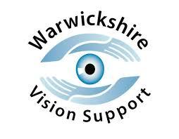 Warwickshire Vision Support logo