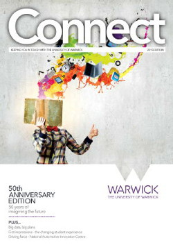 Warwick Connect front cover