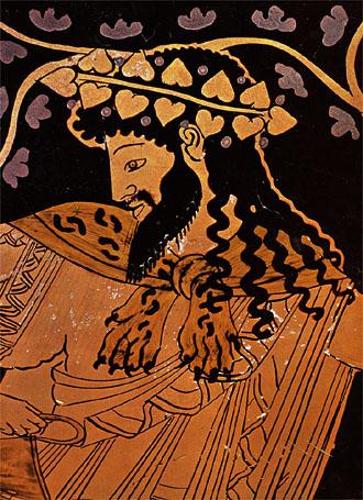 greek tragedy thesis