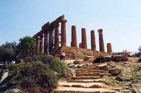 Sanctuary Of Hera Samos