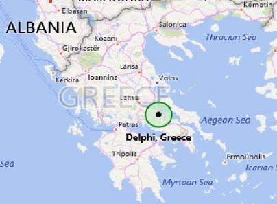 Dedications: Delphi