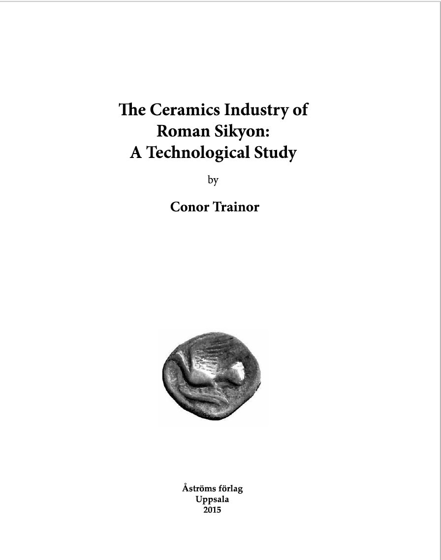 The Ceramics Industry of Roman Sikyon: A Technological Study, https://bit.ly/2L0aDzL