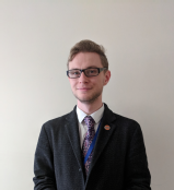 Adam Lloyd, English Teacher, Teacher of English, works on university outreach and intervention; recently directed an Edinburgh Fringe musical with the school
