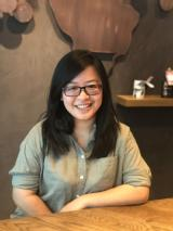 Carmen Thong, MSt World Literatures in English at Oxford, now working for Enterprise Strategy