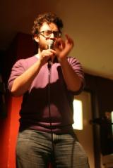 Dr Jack McGowan, Senior Lecturer / Course Leader for Creative and Professional Writing / Performance poet