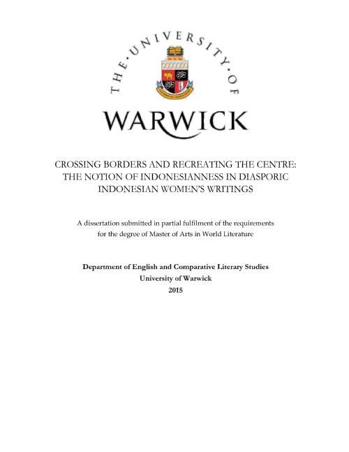 dissertation uk