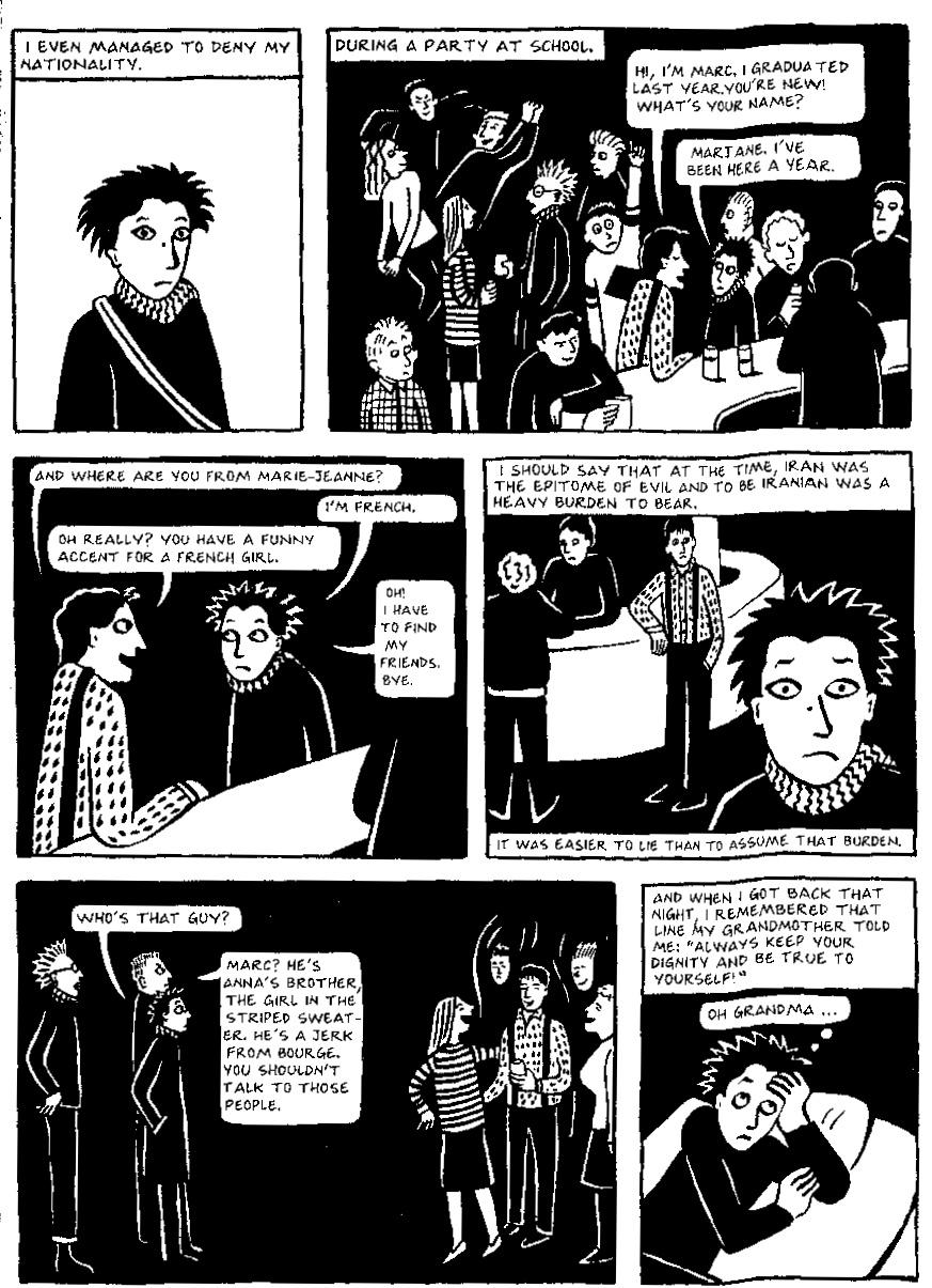 Reading Repression