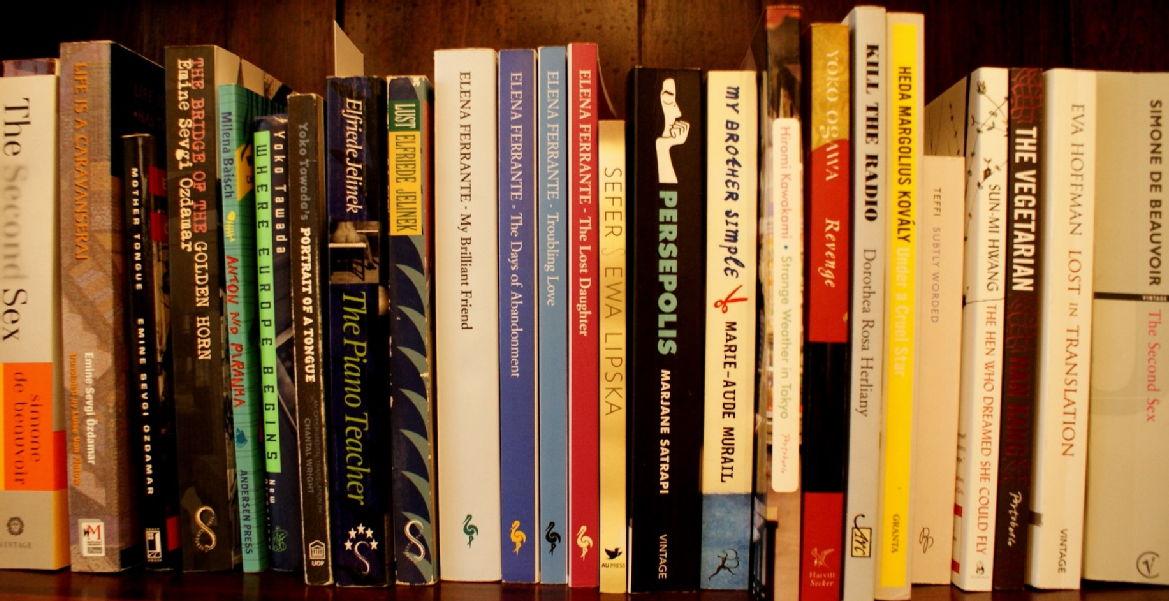 MA in Literary Translation Studies - University of Warwick