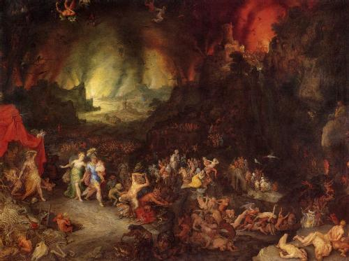 "aeneas the underworld The aeneid and the inferno: social evolution the underworld aeneas has only an ""allotted time"" to spend, and the sybil is adamant."