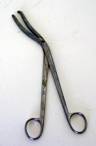 Cheatle Sterilizer Forceps