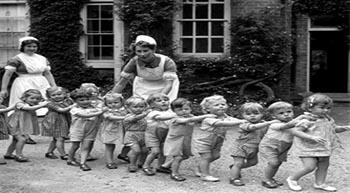 Pre-school childcare