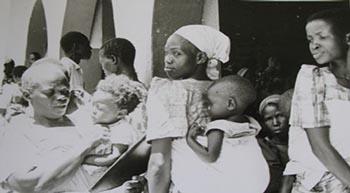 Ugandan mothers