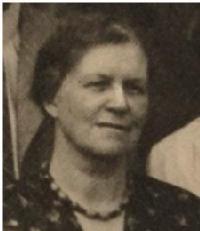 Ida Smedley 1933
