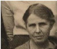 Harriette Chick 1933