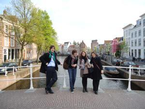Team in Leiden