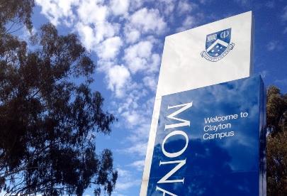 Monash - Clayton Campus