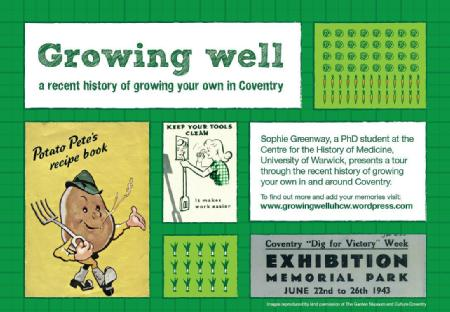 Growing Well Poster