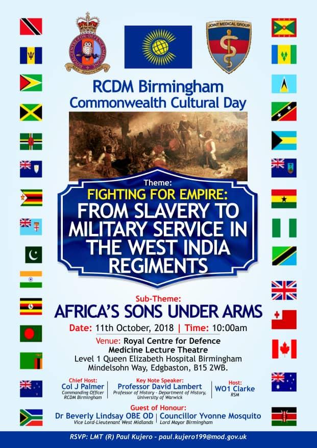 RCDM Birmingham