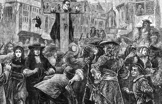 Titus Oates and his