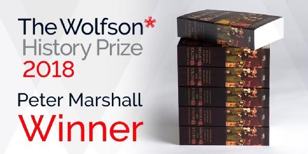 Wolfson History Prize 2018