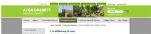 Avon Dassett website