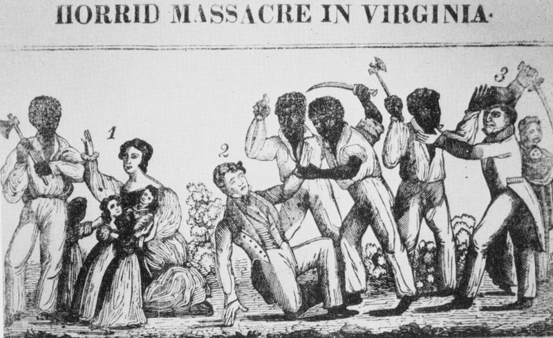 the rebellion of nat turner The civil war was far from the first time that someone in the usa tried to fight  against slavery in this lesson, we'll check out the nat turner rebellion, and see.