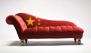 Psychiatrist couch