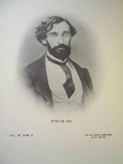 Bartolome Mitre