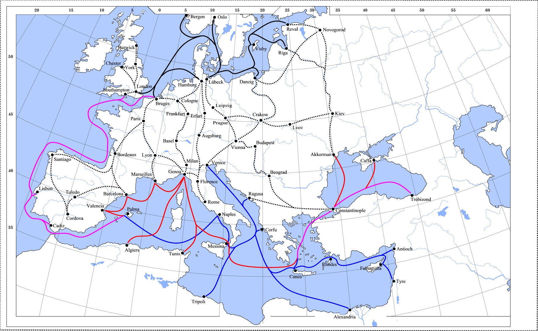 medieval trade in the south pacific Get help on 【 medieval trade in the south pacific essay 】 on graduateway ✅ huge assortment of free essays & assignments ✅ the best writers the people of the south pacific were descended from a group that migrated from south china and southeast asia about 6000 years ago to taiwan.