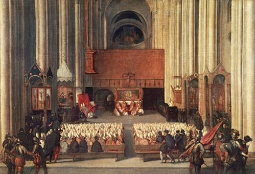 the council of trent the thirteenth Thirteenth session of the council of trent thirteenth session of the council of trent, the third session celebrated under pope julius iii, on october 11, 1551.