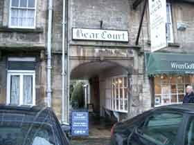 Former Bear Inn (Burford)