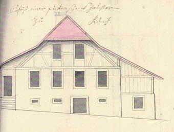 Tavern of Koeniz 1760