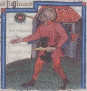 Publican from Cessolis, De ludo scacchorum (1458)