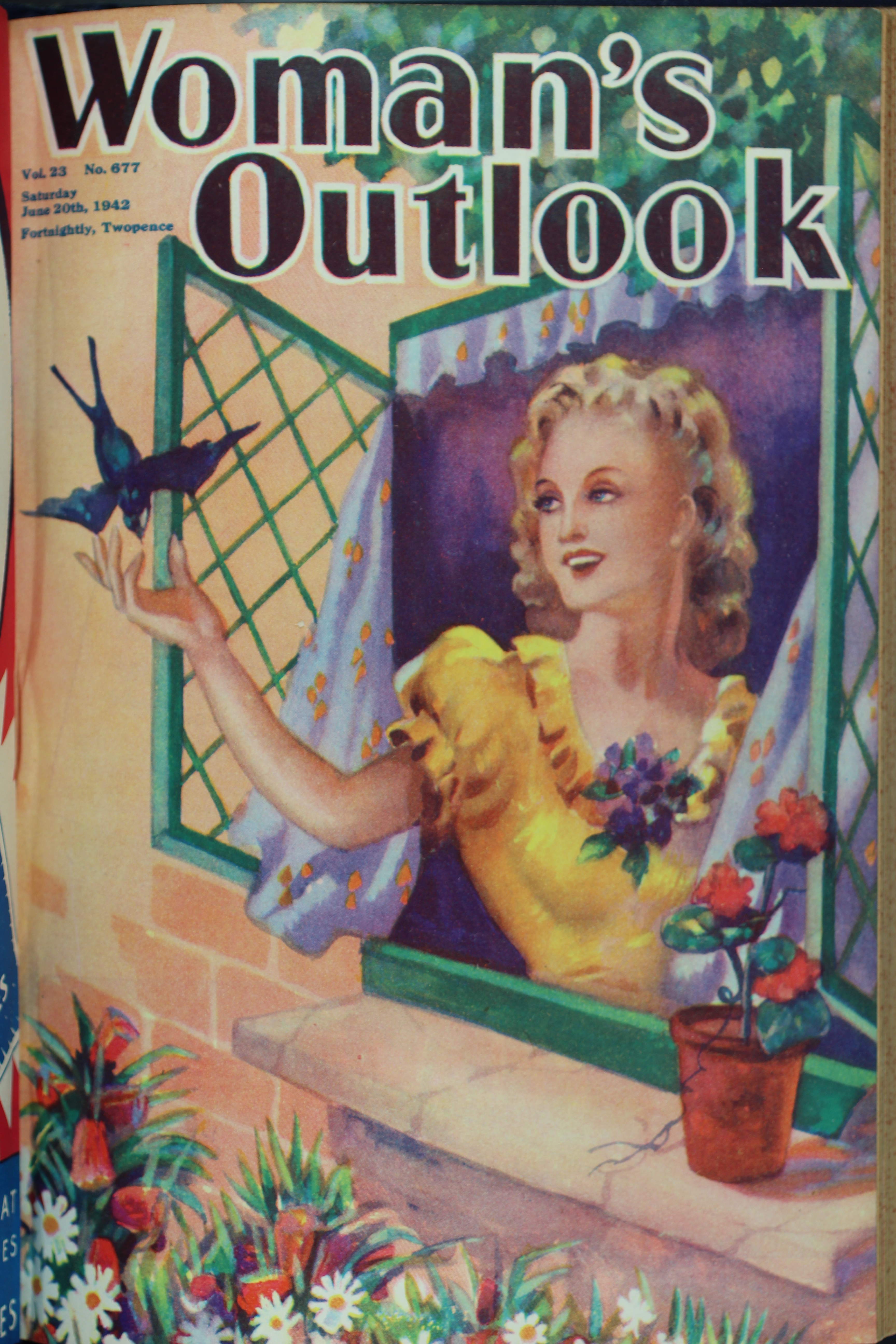 Womens Outlook 20 June 1942
