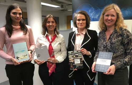 Dr Theodora Hadjimichael, Dr Alessandra De Martino Cappuccio, Dr Joanne Garde-Hansen, Prof Zahra Newby