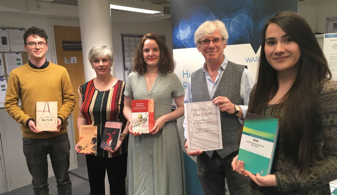 some of our Book Launch authors