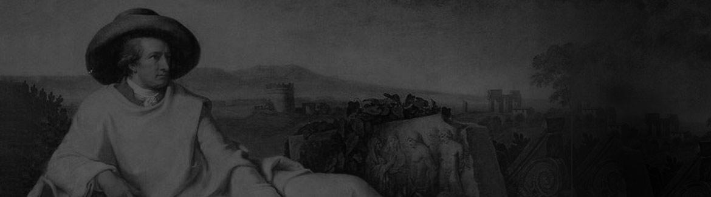 Johann Wolfgang von Goethe in Campagna, Italy