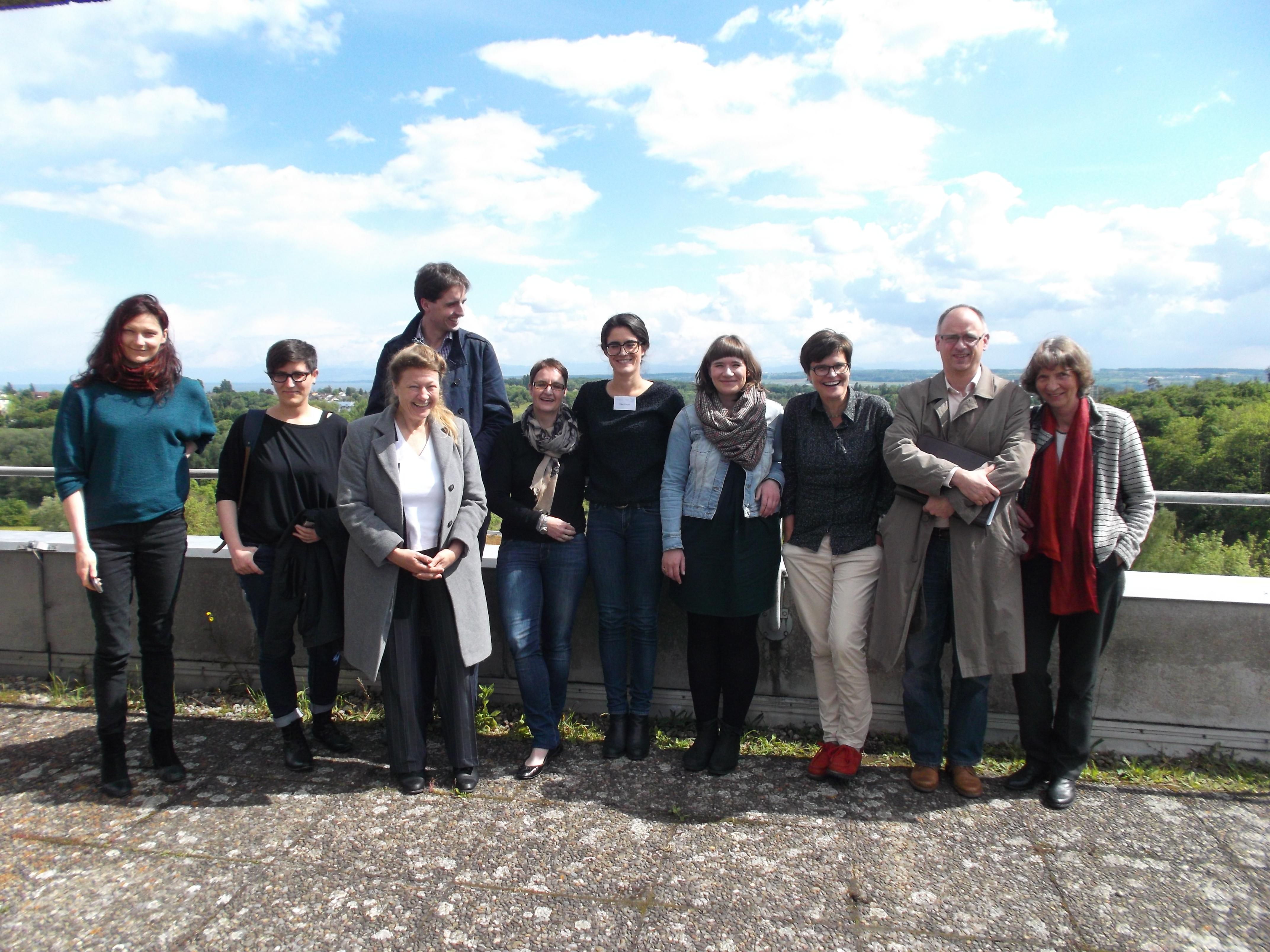 Konstanz group photo