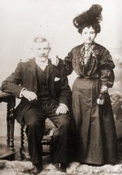 Micaela Vilarelle & Jose Vinas