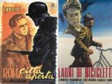 Roman Neorealism: Rome Open City (1945) and Bicycle theives (1948)
