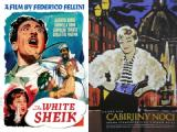 Fellini's Rome: The White Sheik (1952) and Nights of Cabiria (1957)