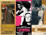 Roman Art Cinema: The Grim Reaper (1962), L'avventura (1960) and L'eclisse (1962)