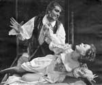 Volpone 1955 - Bristol Old Vic © Desmond Tripp (University of Bristol Theatre Collection)