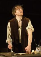 Scott Handy as Faustus ©  Headlong Theatre