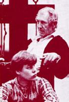 Peter Needham as Revenge as and Tom Marhsall as the Ghost of Don Andrea