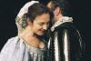 Saskia Portway as Beatrice-Joanna and Rupert Ward Lewis as Alsemero - Shakespeare at the Tobacco Factory 2004