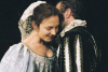 Saskia Portway as Beatrice-Joanna and Rupert Ward Lewis as Alsemero - Shakespeare at the Tobacco Factory 2004