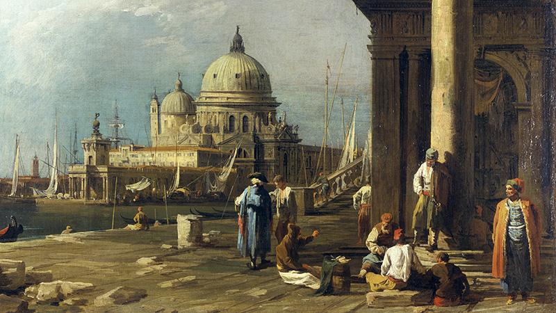 Canaletto film still